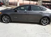 For sale 2017 Grey Fusion