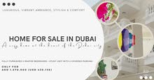 Unbelievable deal- 3 Spacious Master bedroom + Study room in DUBAI for sale