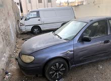 Nissan Sunny 2004 For sale - Blue color