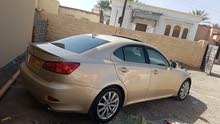 Used condition Lexus IS 2007 with 20,000 - 29,999 km mileage