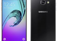 هاتف سامسونج A7 2016 مستعمل بحالة جيدة ونضافة 89%
