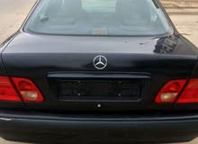 km mileage Mercedes Benz E 230 for sale