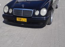 Available for sale! 1 - 9,999 km mileage Mercedes Benz E55 AMG 1999