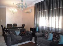 شقة مفروشة للايجار 90م في الدوار السابع
