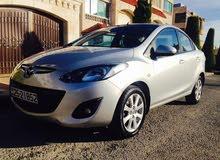 Silver Mazda 2 2014 for sale