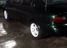 افانتي 1996لون اخضر