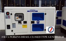 PERKINS UK DIESEL GENERATOR