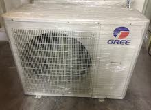 Ac New installation old remove