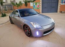 Gasoline Fuel/Power   Nissan 350Z 2008