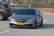 0 km mileage Mercedes Benz AMG E 63 for sale