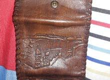 محفظة رجالي