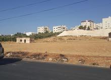 قطعة ارض باطلالة مرتفعة بالقرب من مدرسة الحصاد