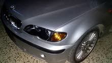 BMW 330 car for sale 2004 in Gharyan city
