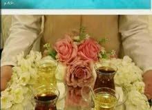 خدمة شاي وقهوة ومستلزمات افراح اسعارنا  مناسبة للجميع