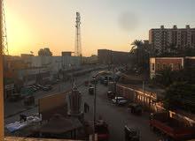 شقة في ابوتيج مكان خيالي امام المحطة طريق اسيوط سوهاج اول عماره شارع المطرانية