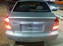 Available for sale! 1 - 9,999 km mileage Hyundai Verna 2002