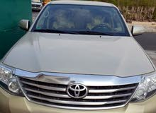 2015 Used Fortuner with Automatic transmission is available for sale
