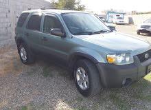 Ford Escape for sale in Tripoli