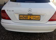 Available for sale! 20,000 - 29,999 km mileage Mercedes Benz S 280 2005