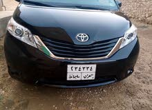 1 - 9,999 km Toyota Siena 2017 for sale