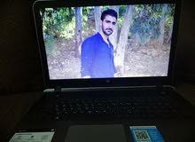 """لابتوب HP 17 - g121WM 17 . 3 """" Pavilion Laptop AMD A10 - 8700P Processor 8GB Mem"""