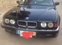 Used condition BMW 735 1992 with 0 km mileage