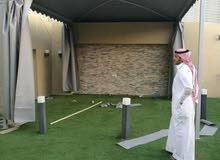 حداد مظلات وسواتر الرياض0539128814