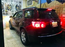 Automatic Maroon GMC 2007 for sale