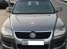 Gasoline Fuel/Power   Volkswagen Touareg 2009