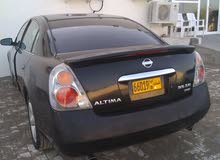 Automatic Nissan 2005 for sale - Used - Ibri city