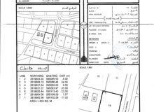 19 قطعة ارض مخطط الهرم شمال
