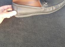 حذاء توب سايدر اسود Tommy