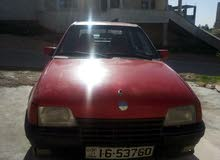 Manual Red Opel 1987 for sale