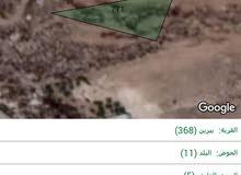 قطعة ارض بيرين