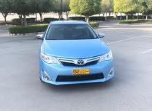 للبيع كامري LE موديل 2012 السيارة جداً نظيفة جديدة