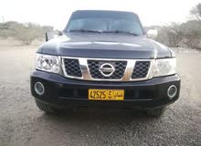 Gasoline Fuel/Power   Nissan Patrol 2012