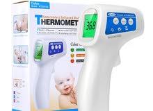 مقياس درجة حرارة الجسم للأطفال