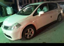 For sale 2008 White Tiida