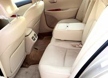 Gasoline Fuel/Power   Lexus ES 2011