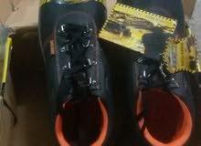 حذاء سيفتي بيع أو مراوس