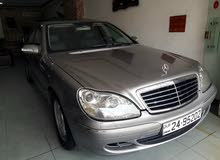 Mercedes Benz S350 car is available for sale, the car is in Used condition