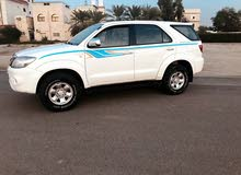 km Toyota Fortuner 2006 for sale