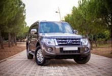 Brown Mitsubishi Pajero 2012 for sale