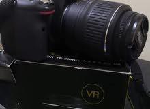 slightly used Nikon D5100 DSLR