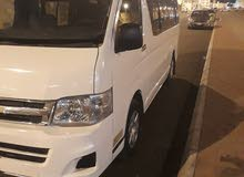 Rent a 2012 Toyota Hiace with best price