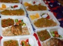 وجبات افطار صائم