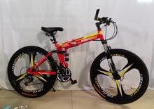 دراجات هوائيه رياضيه