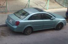 لاسيتي 2004 للبيع
