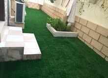 تنسيق الحدائق للعشب الصناعي 45 ملم السوبر