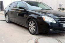 Used Toyota Avalon for sale in Misrata